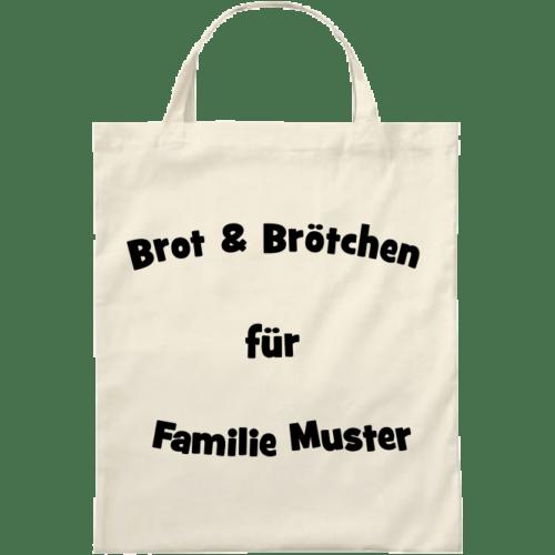 Stoffbeutel Brot und Brötchen
