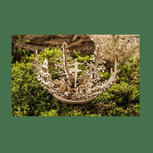 Holzmodell Ugears Mechanische Blume