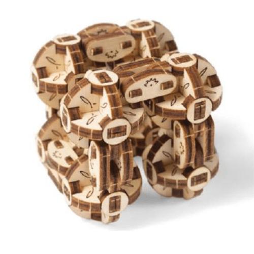 Holzmodell Ugears Flexi-Würfel