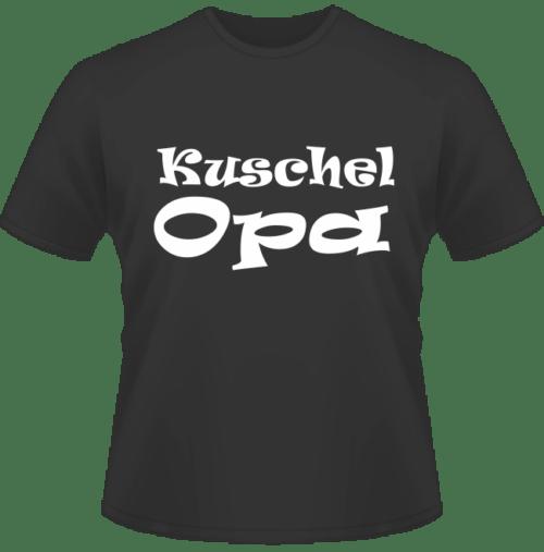 T-Shirt Kuschelopa